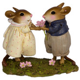 Wee Forest Folk Miniature - Je t'adore! (M-579)