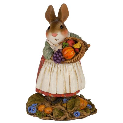 Wee Forest Folk Miniature - Bountiful Bunny (B-18)
