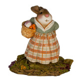 Wee Forest Folk Miniature - Mrs. Harvest Bunny (B-19)