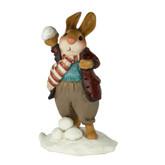 Wee Forest Folk Miniature - Bunny Barrage! (B-22)
