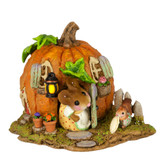 Wee Forest Folk Miniature - Wee Pumpkin Bungalow (M-619)