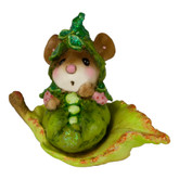 Wee Forest Folk Miniature - Sweet Pea (M-621-Pink)