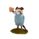 Wee Forest Folk Miniature - Yoo hoo! (M-562)