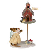 Wee Forest Folk Miniature - Schoolhouse Angel (SA-5)