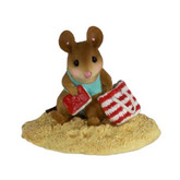 Wee Forest Folk Miniature - Beach Bliss (M-576)
