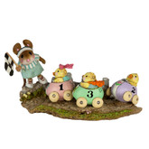 Wee Forest Folk Miniatures - Racey Chicks (M-609)