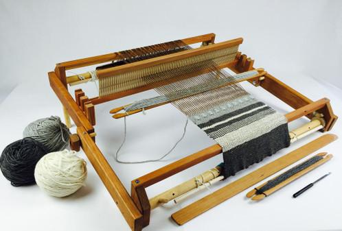 Beka Fold & Go Rigid Heddle Weaving Loom