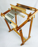 Beka Fold & Go Rigid Heddle Weaving Loom Floor Stand