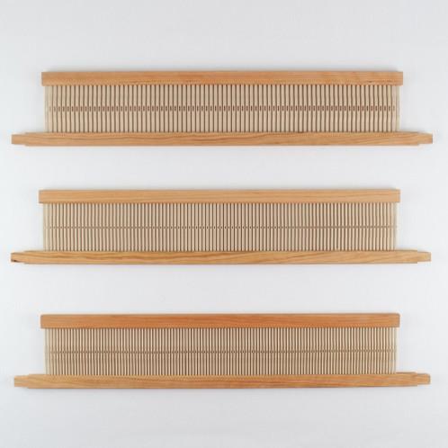 Beka 20-Inch Rigid Heddles for Fold & Go Loom