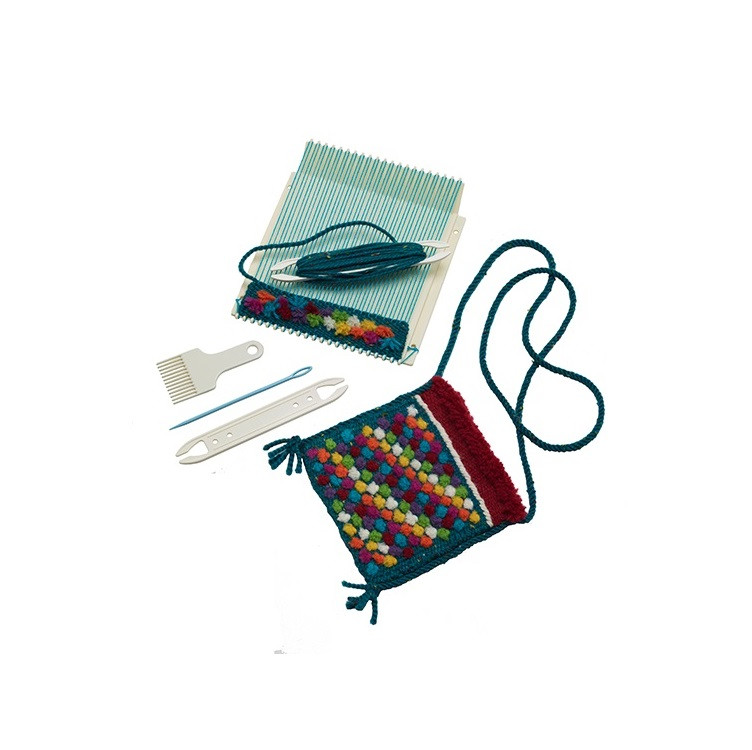 Schacht Mini Loom Weaving Kit - Endeavour Toys