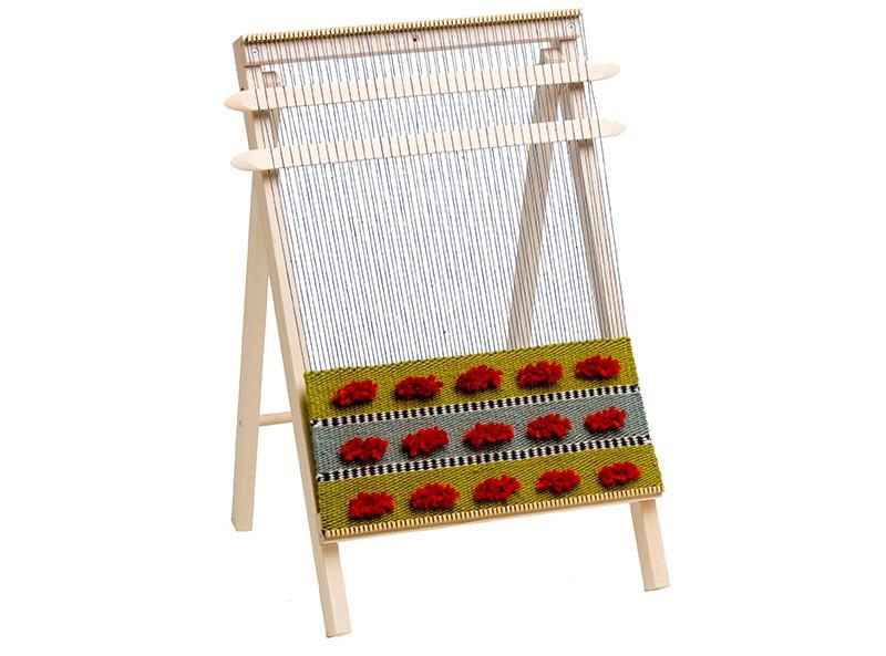 Schacht School Loom, Beginner Weaving Frame Loom - Endeavour