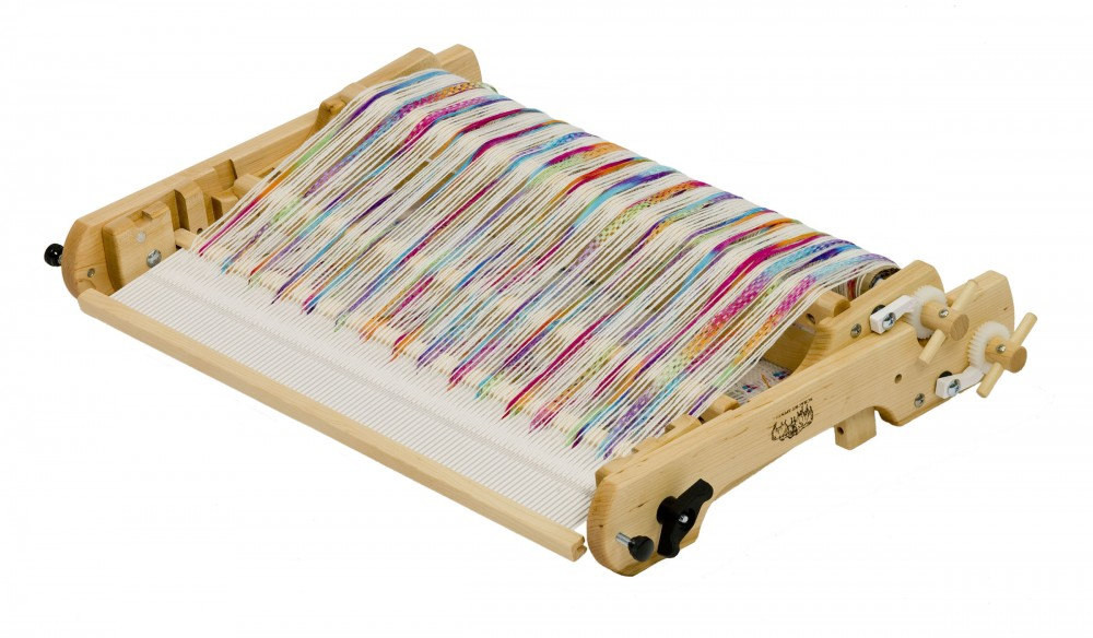 Schacht Flip Loom, Folding Rigid Heddle Weaving Loom