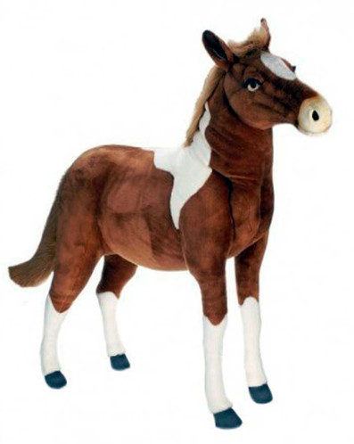 Hansa Paint Pony, Life Size 60'' (3772)