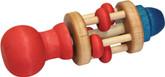 Standard Bead Rattle By Maple Landmark