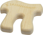 Maple Teether Pi Sign By Maple Landmark