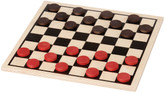 Checkers, Basic Board, Plain Set by Maple Landmark