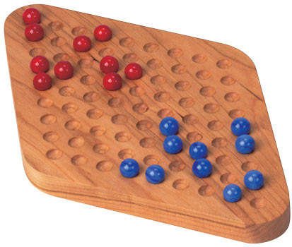 Two Player Chinese Checkers by Maple Landmark