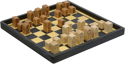 Premium Chess Set by Maple Landmark