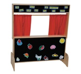 Deluxe Puppet Theater with Flannelboard (WD21652)