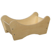 Wooden Doll Bed (WD11500)