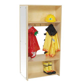 Dress-Up Locker with Mirror (WD91125)