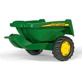 John Deere Pedal Tractor Tipper Trailer