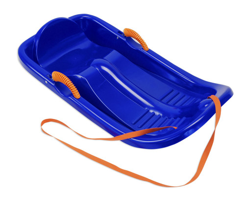 Kettler Snow Bird Deluxe Sled - Blue