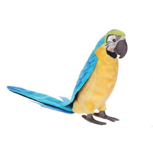 "Hansa Macaw, Blue and Yellow, 29"" (3068)"