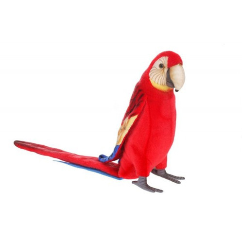 "Hansa Macaw, Scarlet, 29"" (3067)"