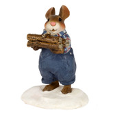 Wee Forest Folk Miniatures - Helpful Hare (B-25)