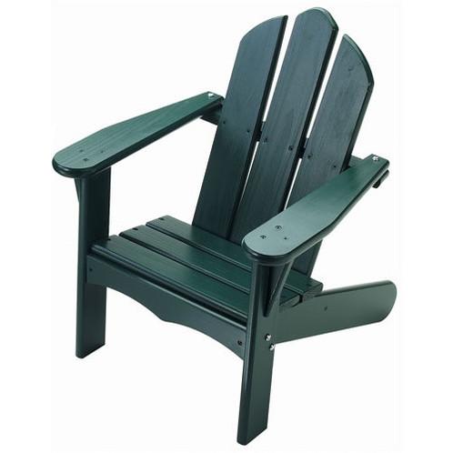 Little Colorado Child's Adirondack Chair - Green