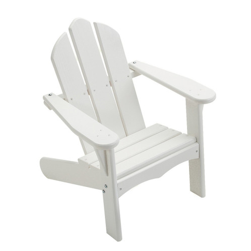 Little Colorado Child's Adirondack Chair - White