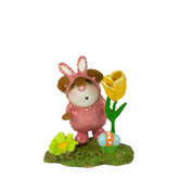 Wee Forest Folk Miniature - Easter Romper Girl (M-344b)