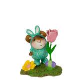 Wee Forest Folk Miniature - Easter Romper Boy (M-344c)