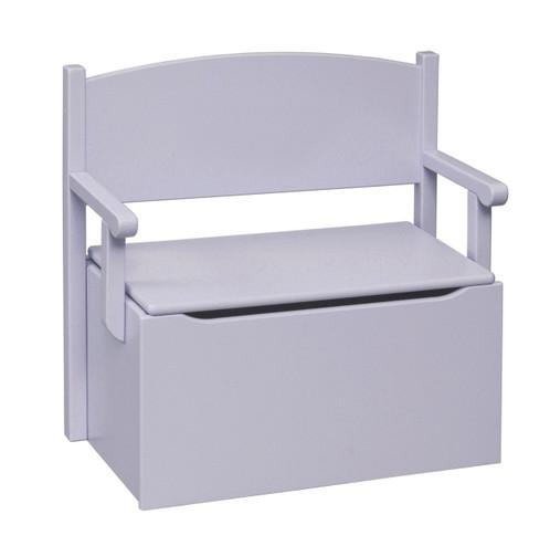 Little Colorado Bench Toy Box - Lavender