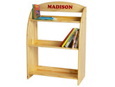 Little Colorado Kid's Bookcase - Natural with Personalization