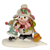 Wee Forest Folk Miniatures TM-9 - Frosty Friends