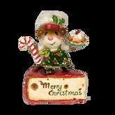 Wee Forest Folk Miniatures - Joyeux Noel! (TM1a)