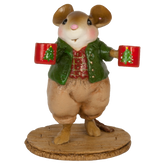 Wee Forest Folk Miniatures - Making Merry! (M-661)