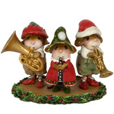 Wee Forest Folk Miniatures - Oompah Band Elves (M-653)