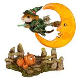 Wee Forest Folk Miniatures - Moonlight Flight (M-647)
