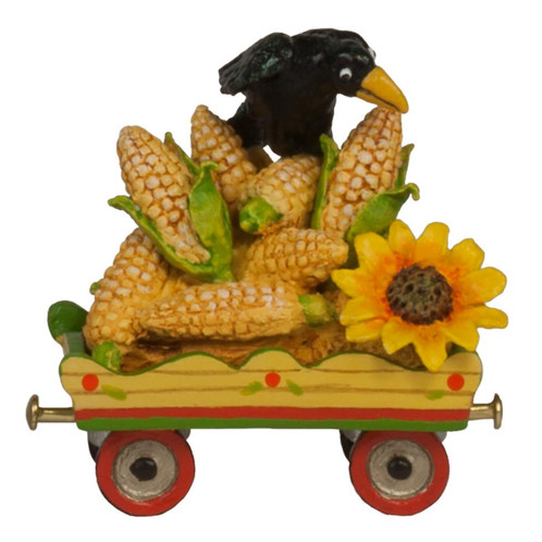 Wee Forest Folk Miniatures - Corn Car (M-453n)