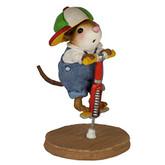Wee Forest Folk Miniatures - Pogo Pal (M-397a)