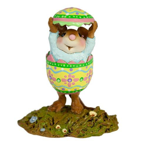 Wee Forest Folk Miniatures - Egg-stravagant Limited Edition (M-669a)
