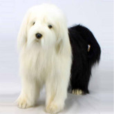 Hansa Sheep Dog, Standing 24''L (4654)