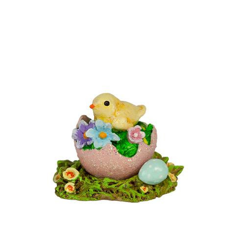 Wee Forest Folk Miniatures - Easter on the Half Shell (A-53)