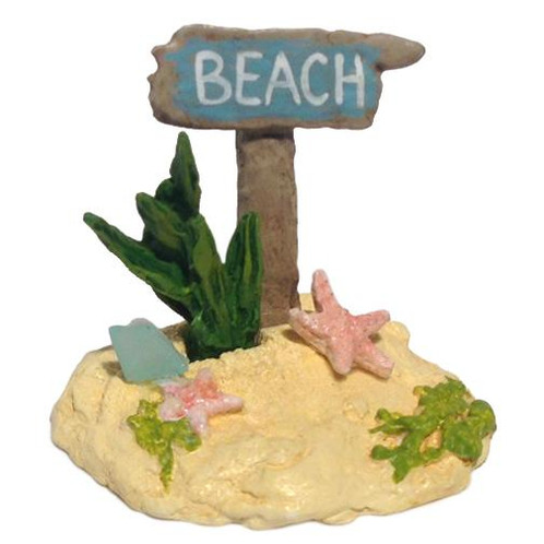 Wee Forest Folk Miniatures - Which Way to the Beach (A-42)