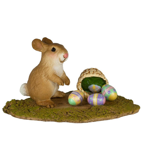 Wee Forest Folk Miniatures - Oopsy Bunny (A-40)