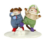 Wee Forest Folk Miniatures - Dynamic Duo (M-408a)