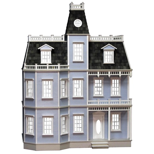 New Haven Unfinished Dollhouse Kit (DH77K)